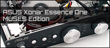 ASUS Xonar Essence One Muses news