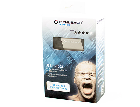 Oehlbach USB Bridge 1k