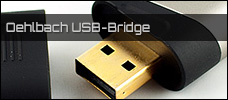 Oehlbach USB Bridge news