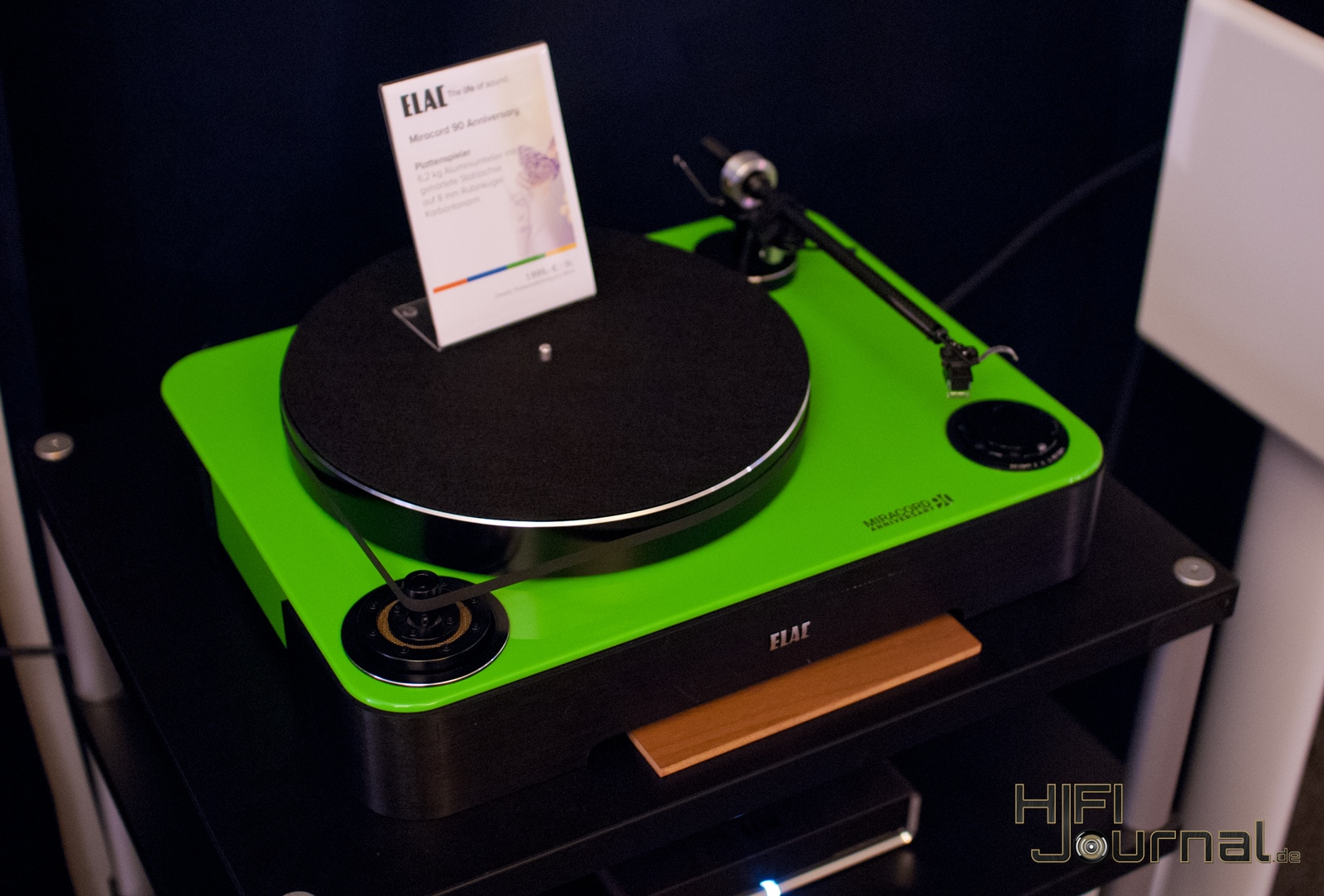 ELAC Miracord 90 Anniversary 1