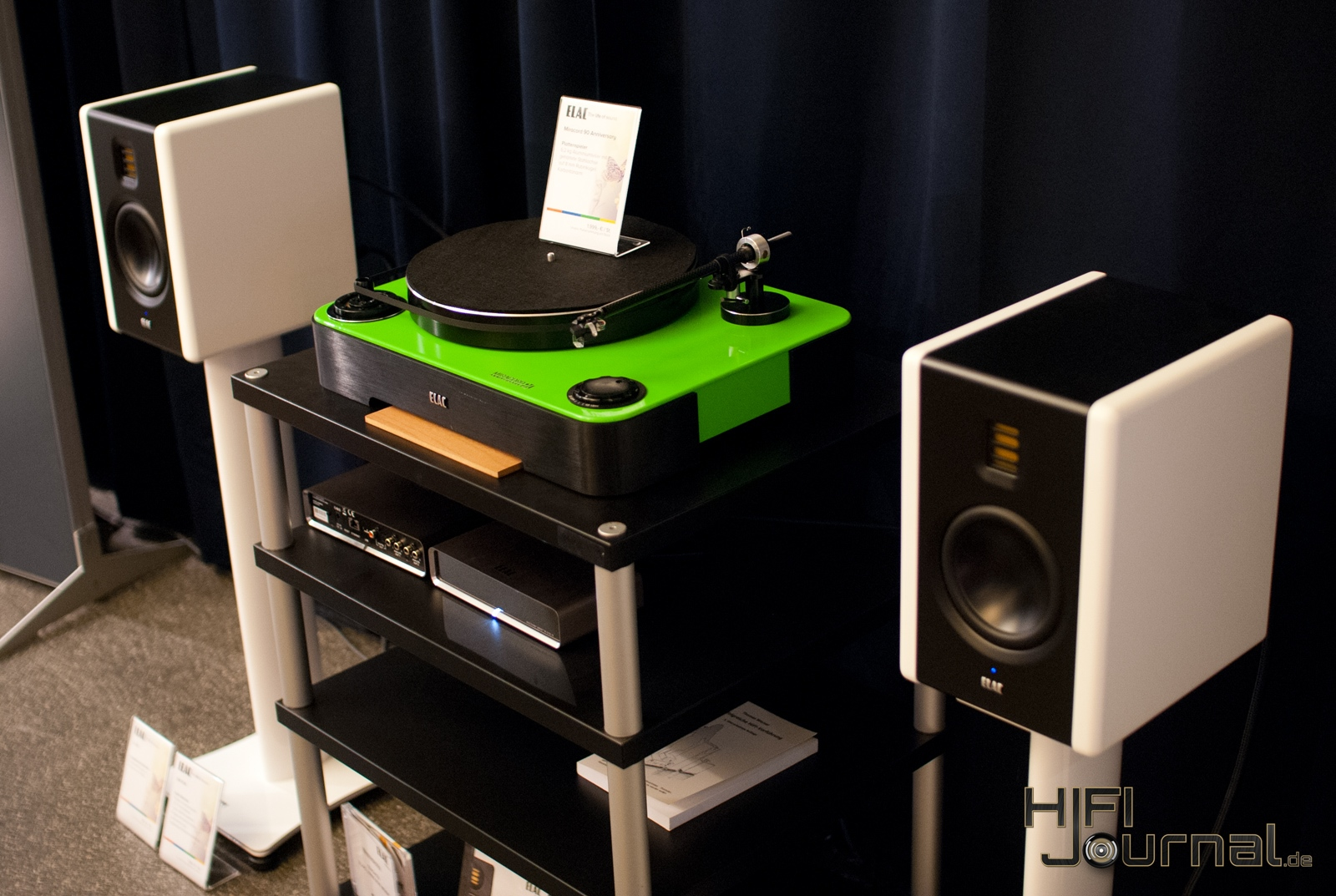 ELAC Miracord 90 Anniversary 2