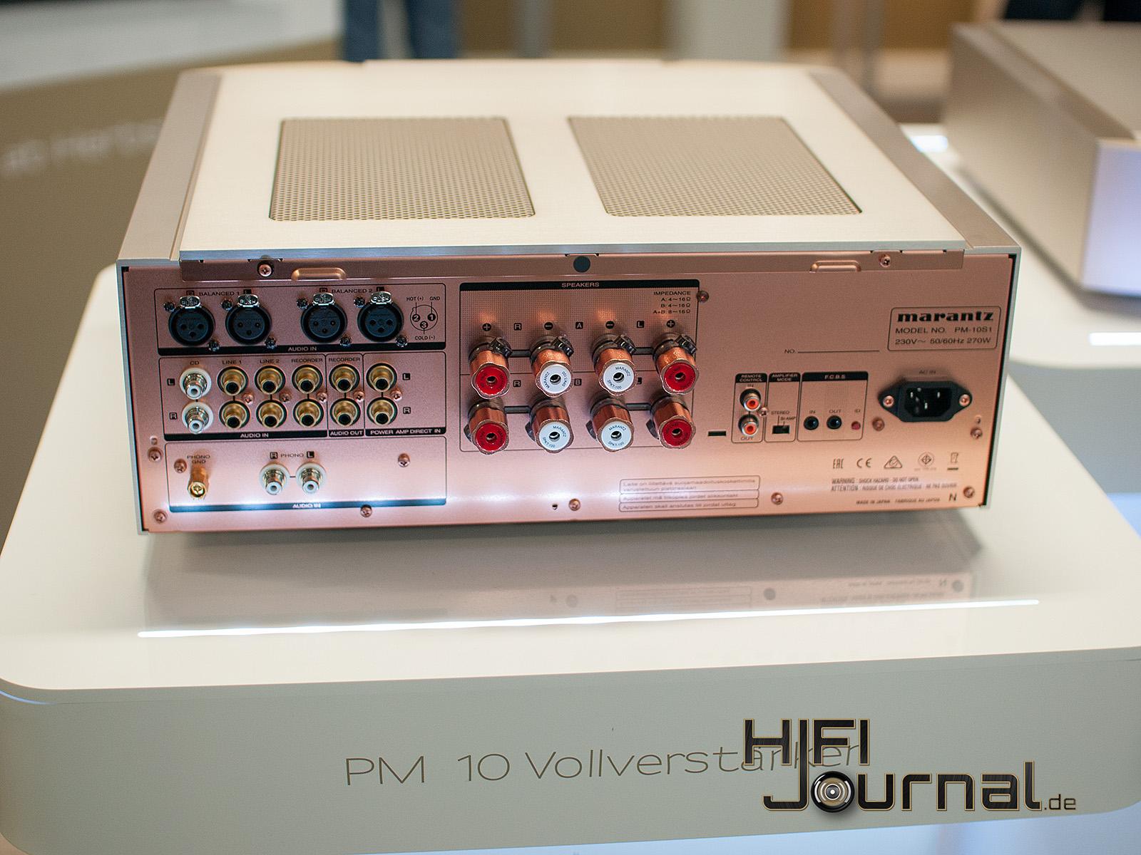Marantz SA-10 - Digital Sources, DACs & Music Streaming - StereoNET
