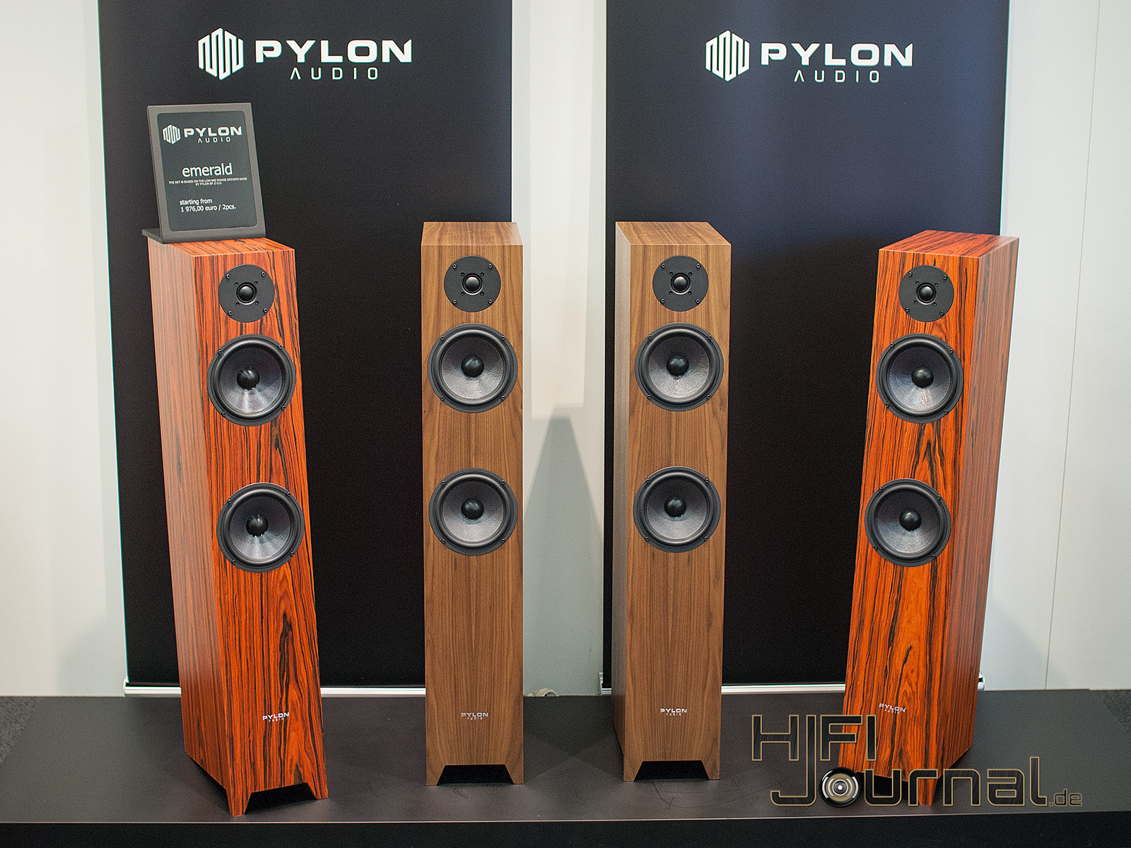 Pylon Audio emerald 1