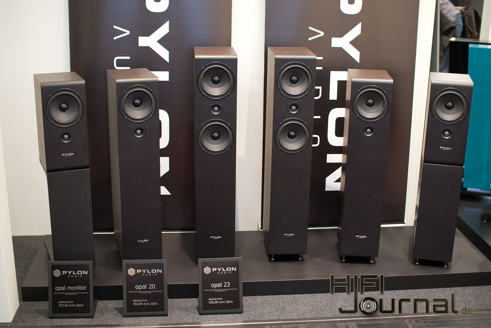 Pylon Audio opal 1