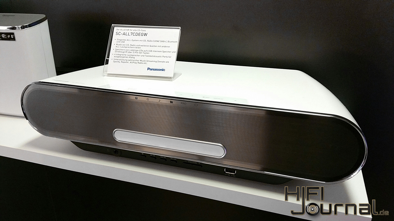 Panasonic All Multiroom Serie 14