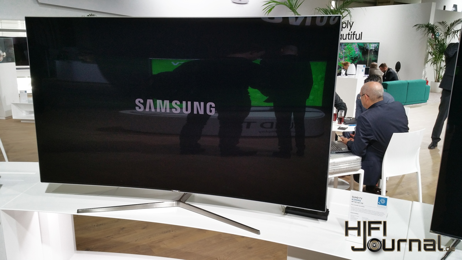Samsung SUHD TV KS9090 1