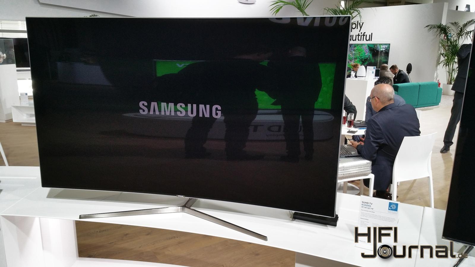 samsung suhd tv ks9090 im hands on hifi journal. Black Bedroom Furniture Sets. Home Design Ideas