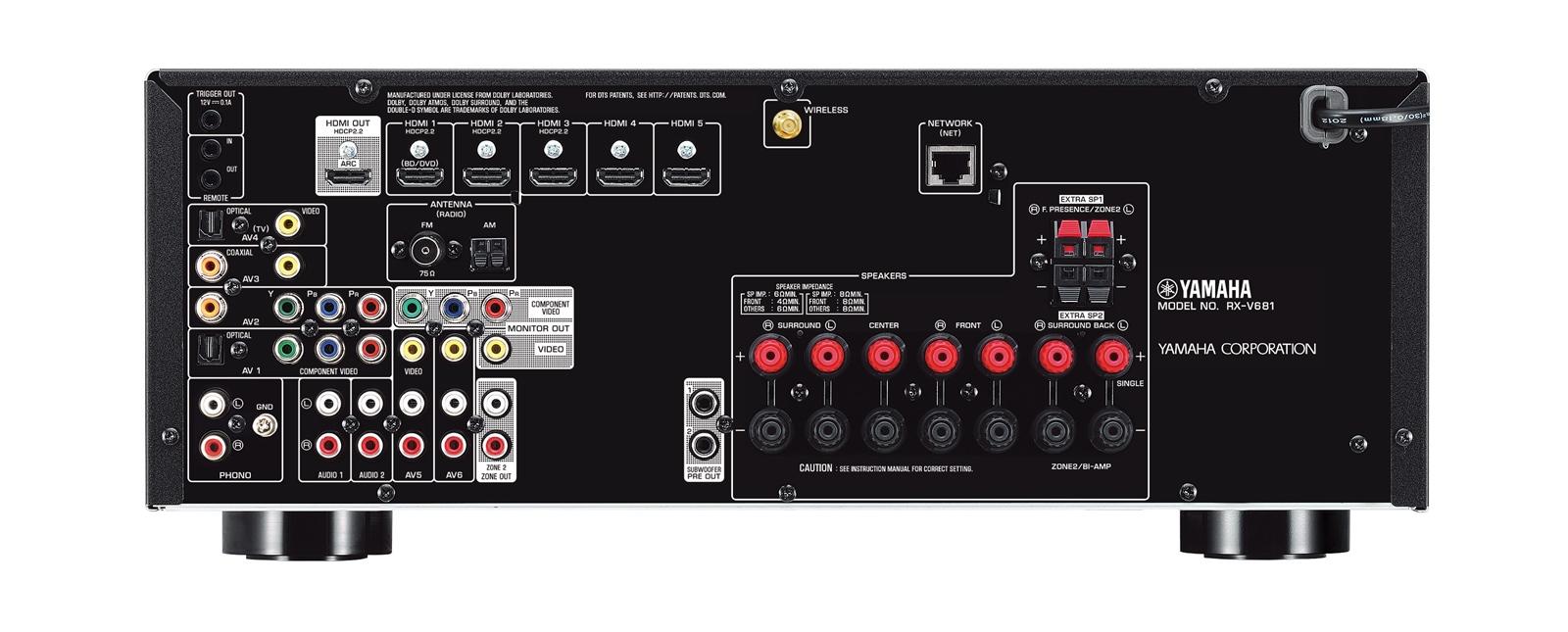 Yamaha Rx V  Hdmi Control