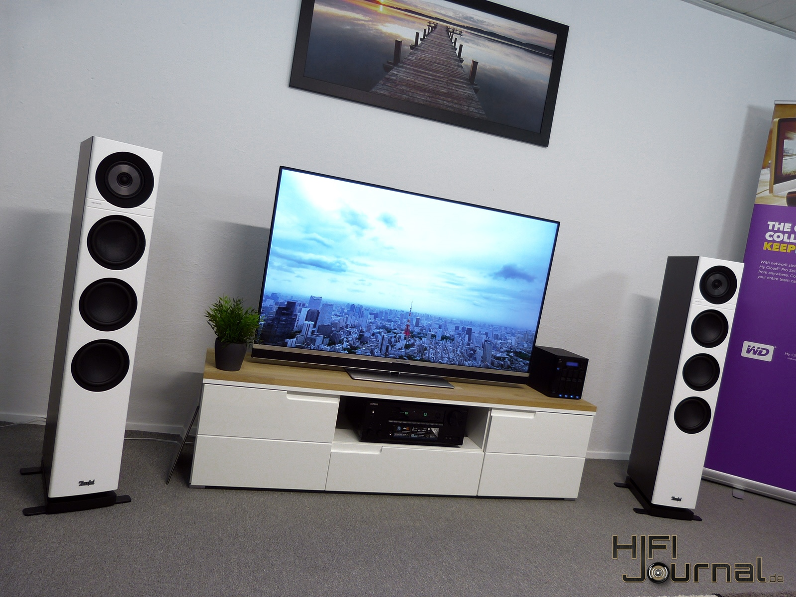 video interview nas systeme im heimkino hifi journal. Black Bedroom Furniture Sets. Home Design Ideas