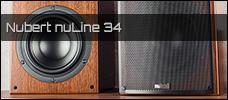 Test: Nubert nuLine 34 - Regallautsprecher