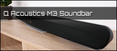 Test: Q-Acoustics M3 Soundbar