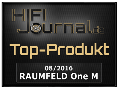 RAUMFELD One M Award