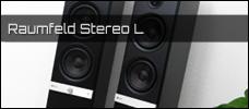 Test: RAUMFELD Stereo L