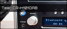 Teac CR H101DAB news