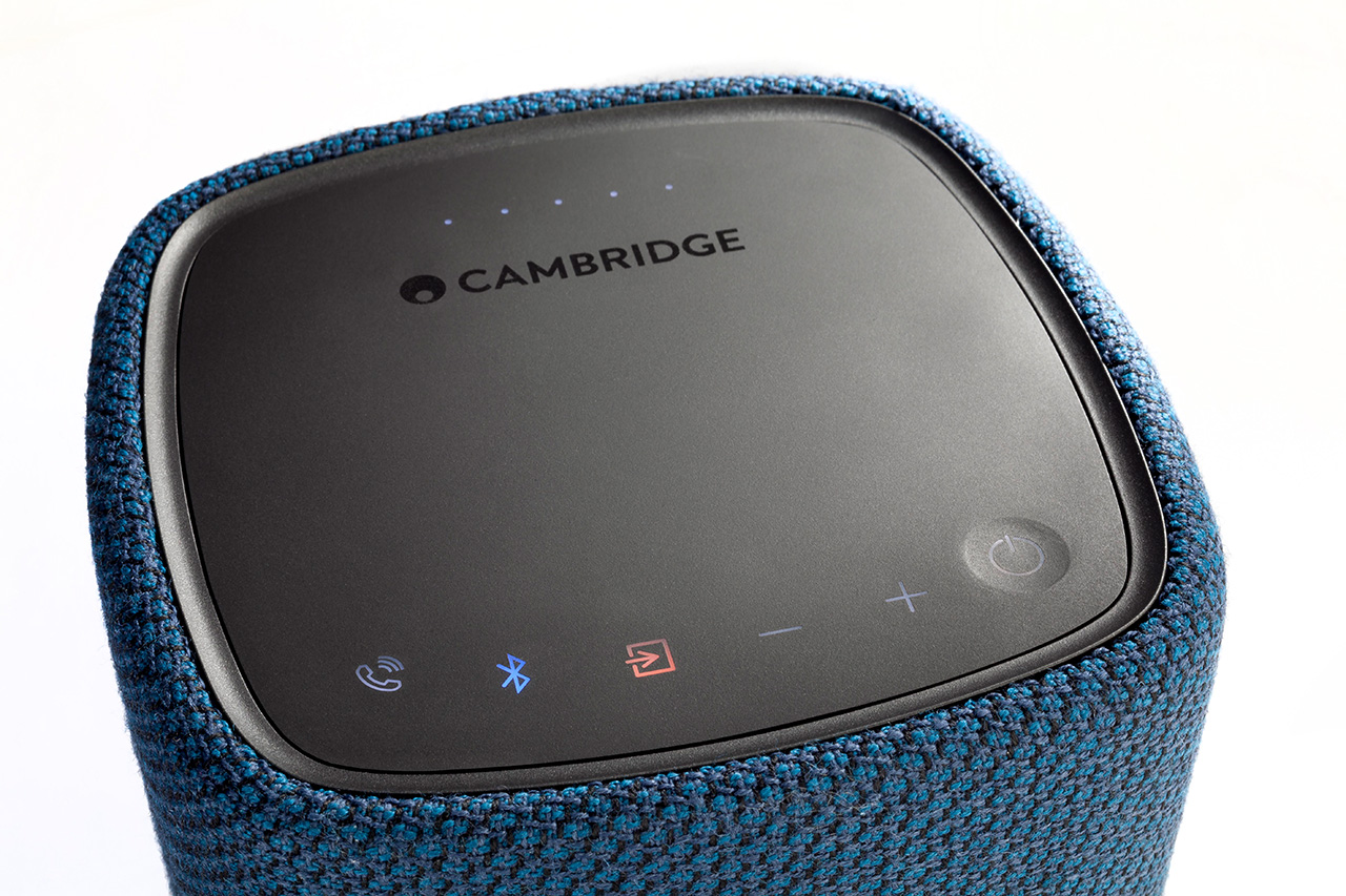 Cambridge Audio YOYO M Blue 3