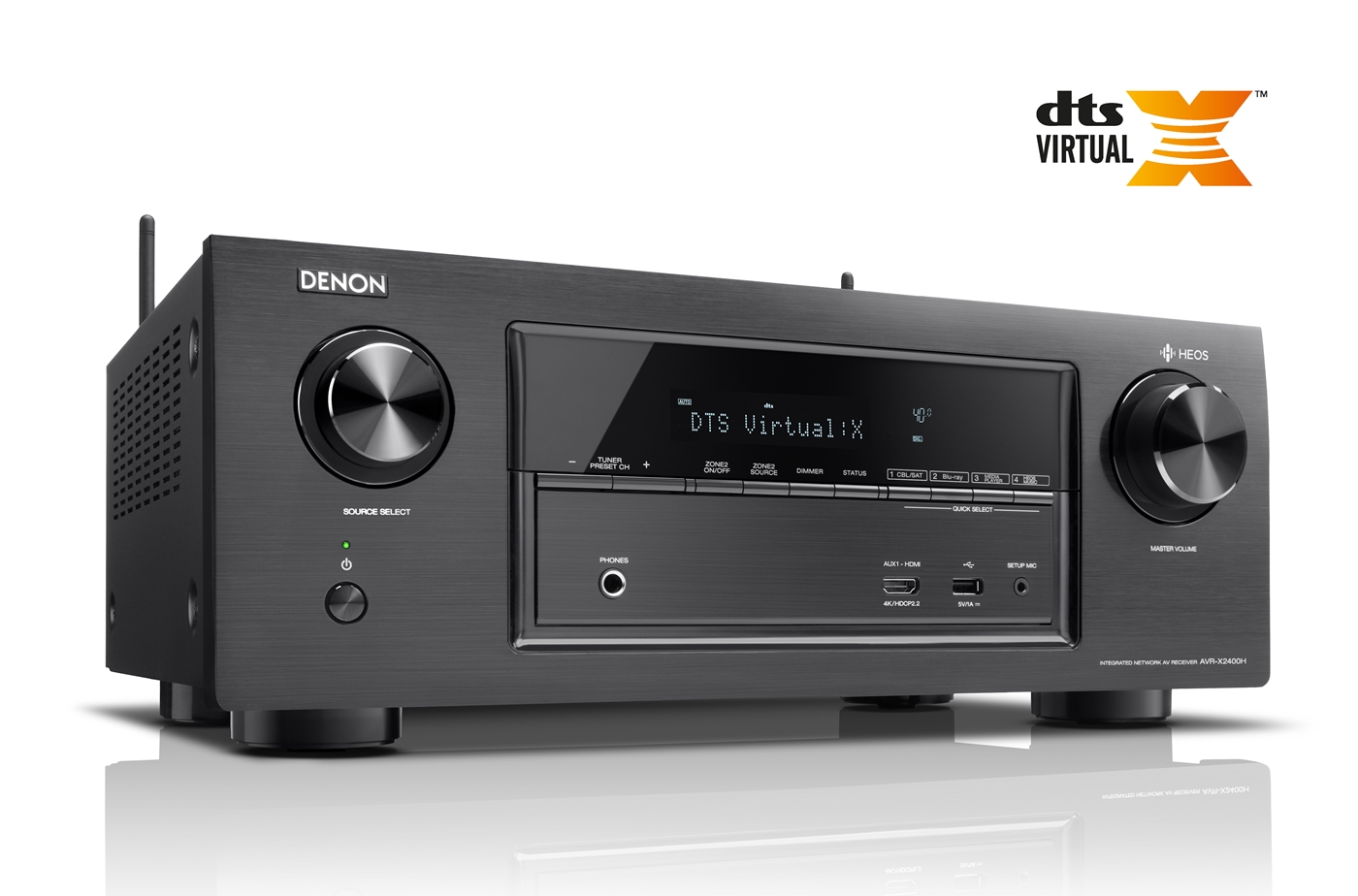 Denon Marantz DTS Virtual X 1