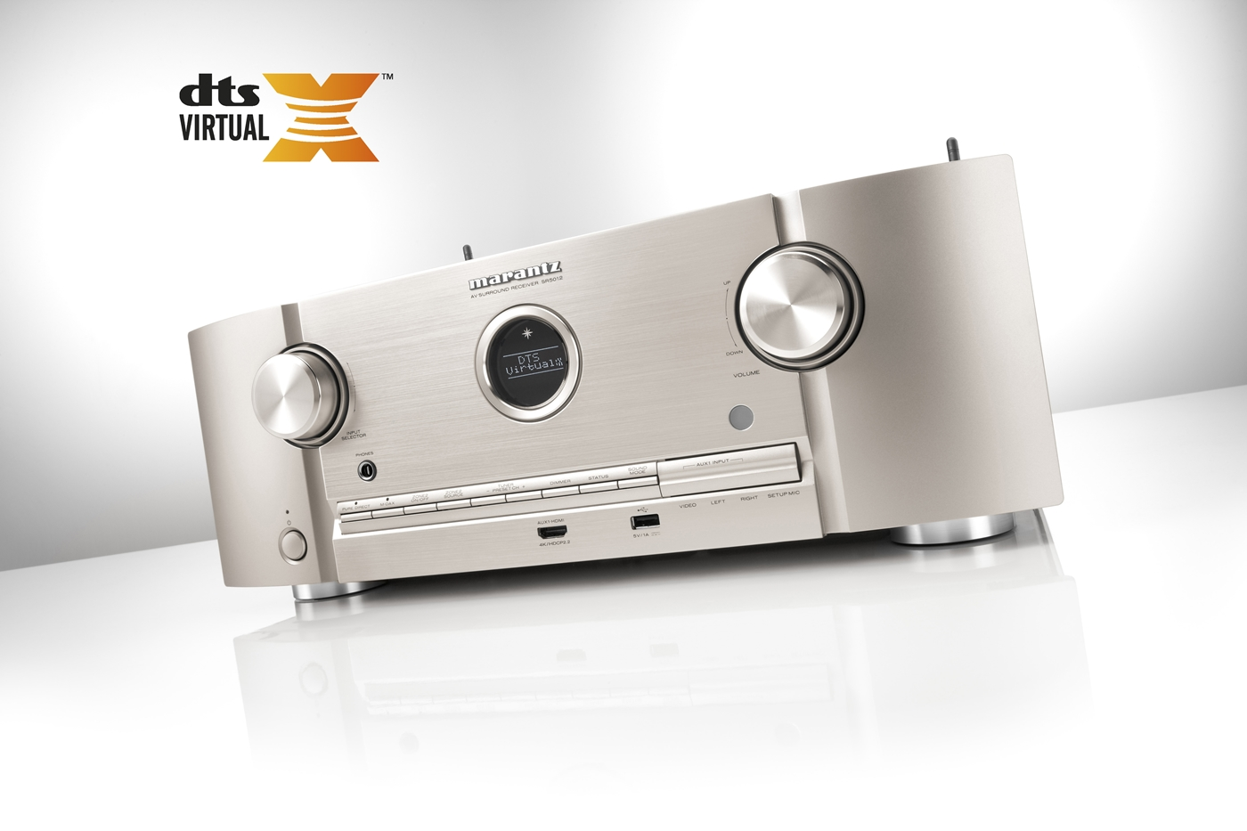 Denon Marantz DTS Virtual X 2