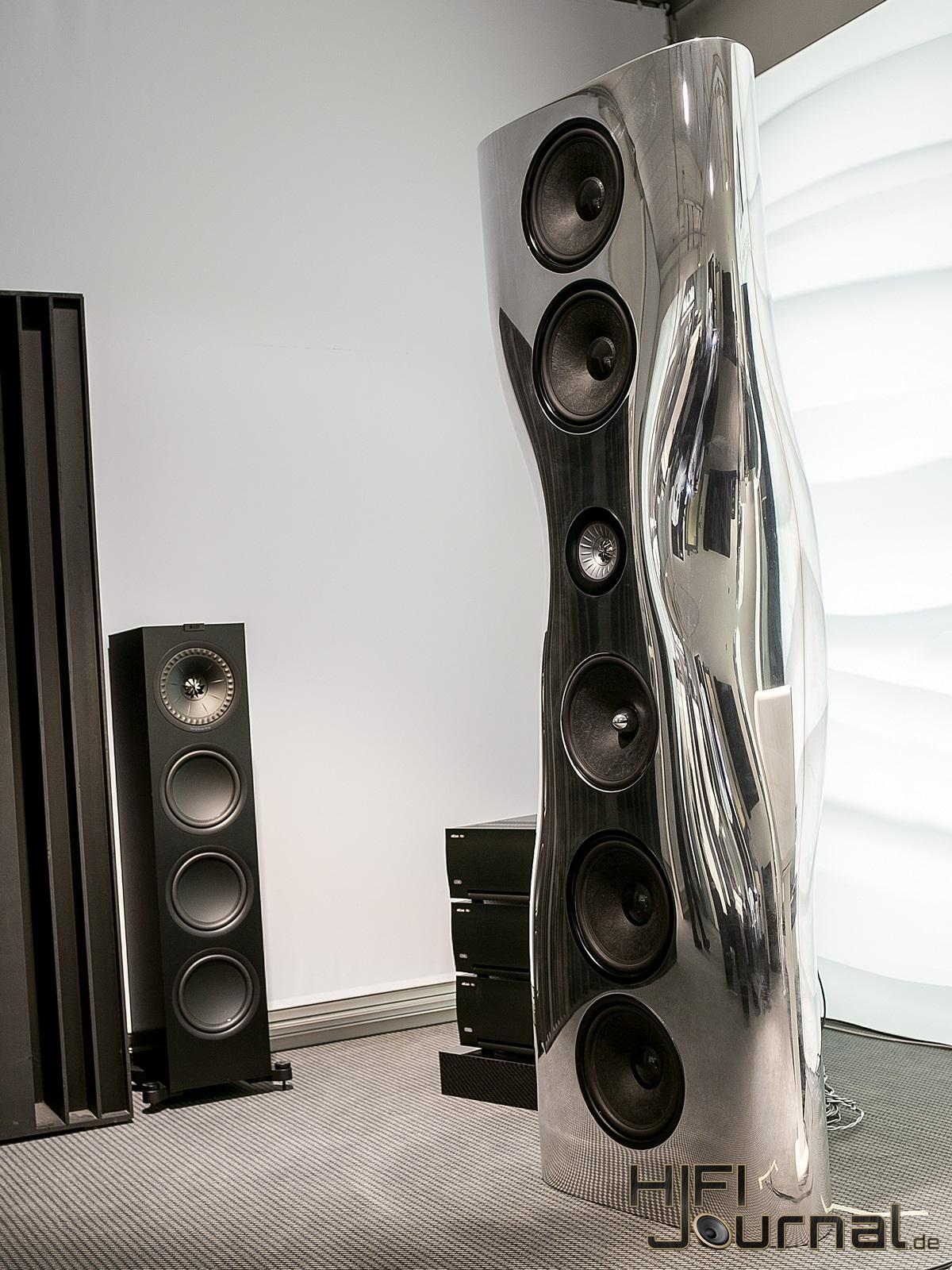 neue kef q serie lautsprecher vorgestellt hifi journal. Black Bedroom Furniture Sets. Home Design Ideas
