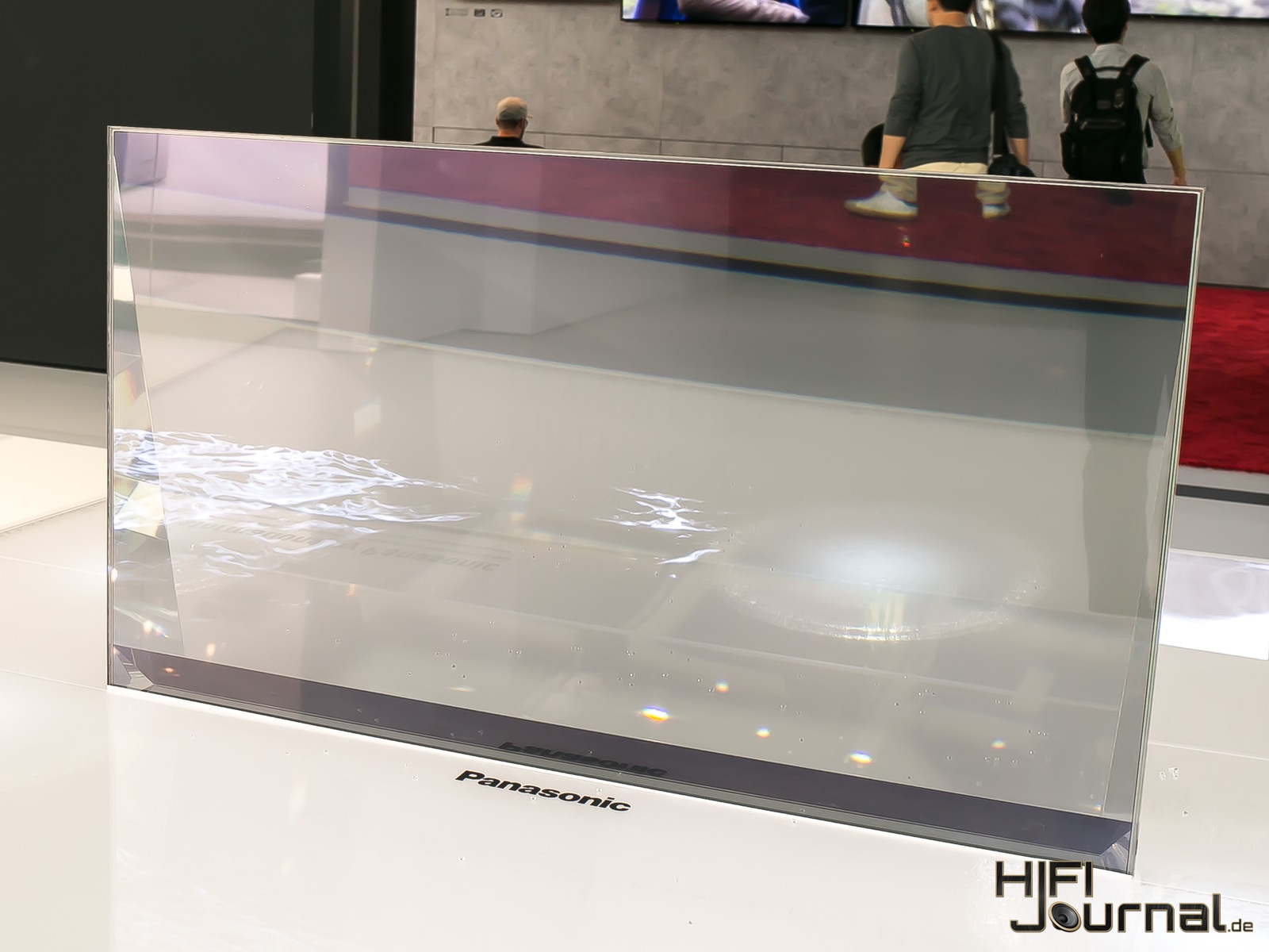 Panasonic transparent OLED 01
