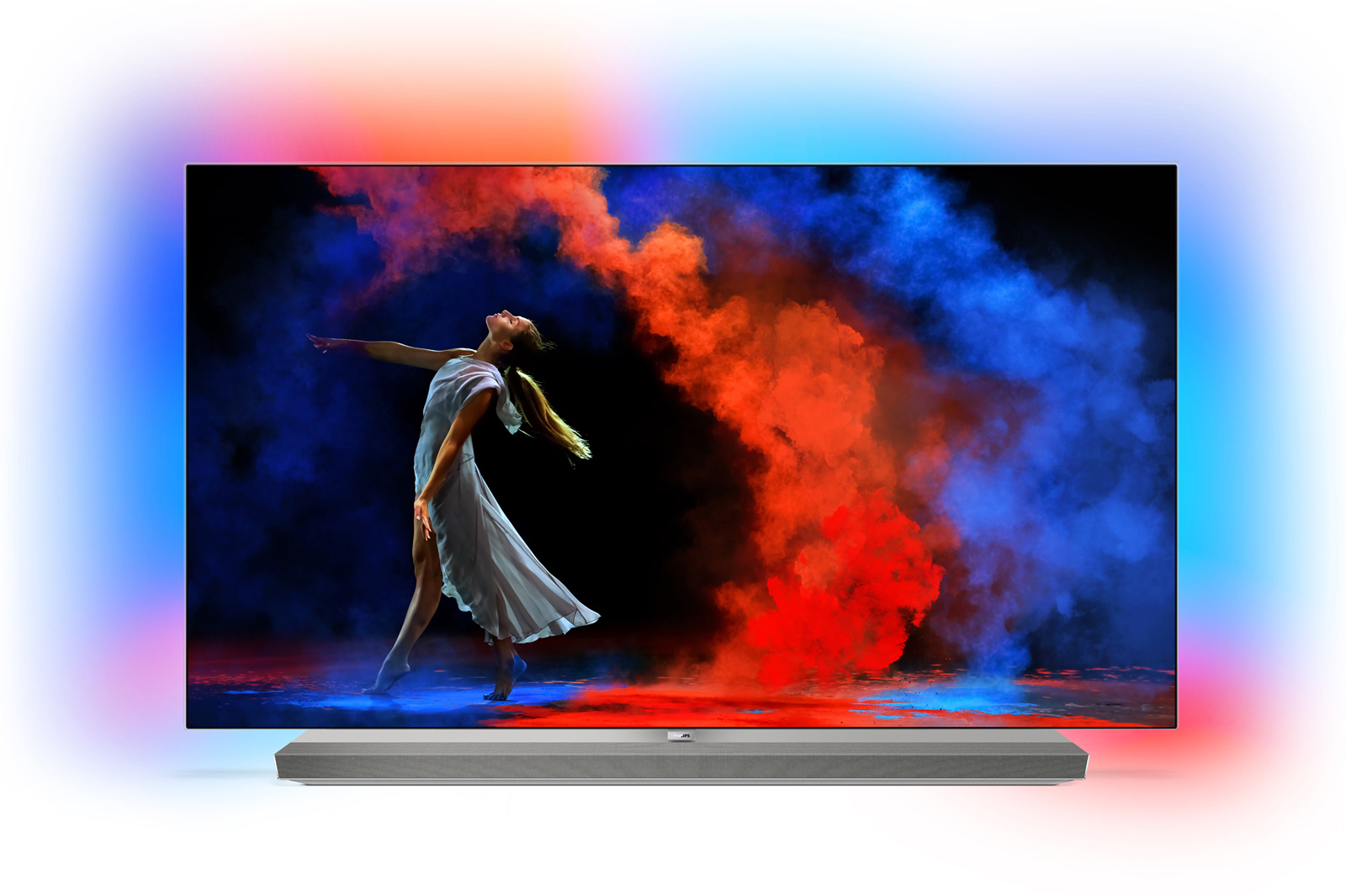Philips 9er Serie OLED TV Ambilight IFA 2017 08