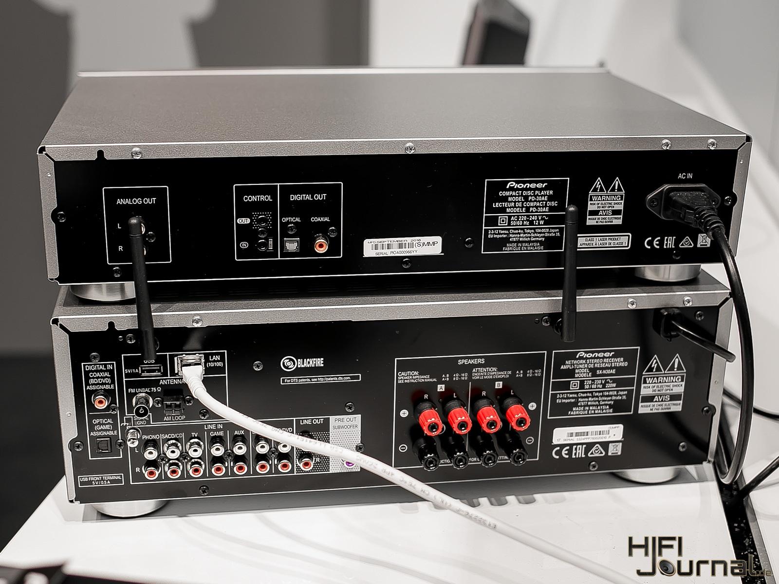 how to pioneer avh-4400 firmware update