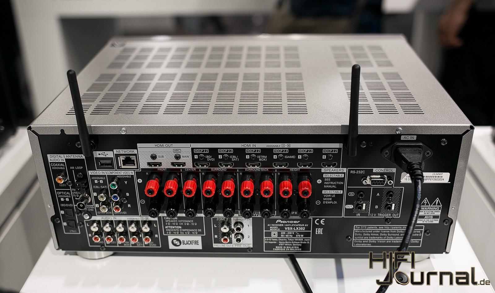 pioneer elite vsx lx301 manual