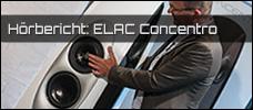 Hörbericht: ELAC Concentro ausführlich vorgestellt