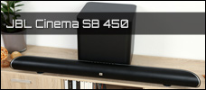 Test: JBL Cinema SB 450