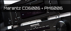 Test: Marantz PM6006 Verstärker & CD6006 CD-Player