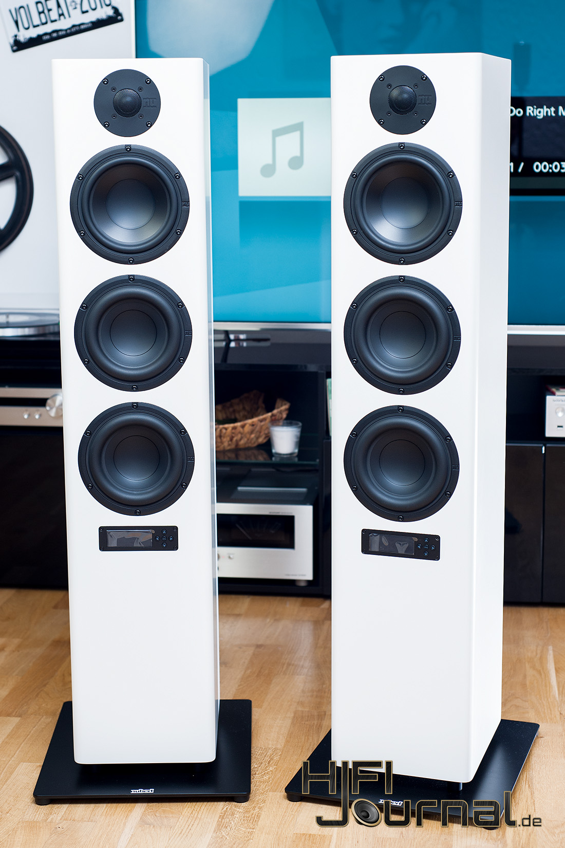 test nubert nupro a 700 aktiv lautsprecher hifi journal. Black Bedroom Furniture Sets. Home Design Ideas