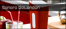 Sonoro GoLondon news