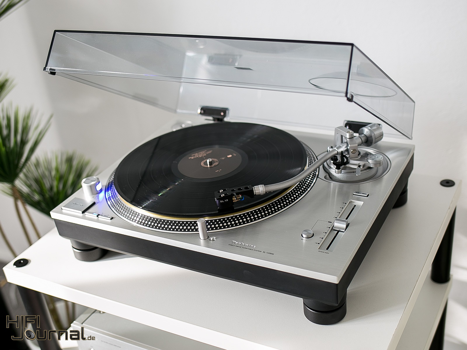 Test: Technics SL-1200G