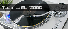 Technics SL 1200G news