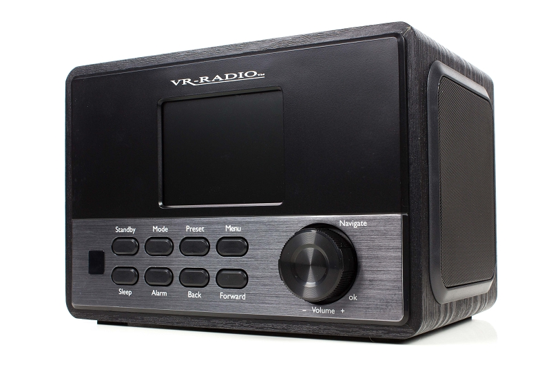 VR Radio RS 650 Internetradio 4