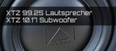 Test: XTZ 99.25 Lautsprecher & 10.17 Subwoofer
