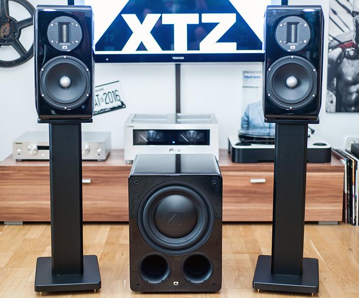test xtz lautsprecher subwoofer 1 1. Black Bedroom Furniture Sets. Home Design Ideas