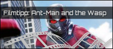 Film der Woche: Ant-Man and the Wasp