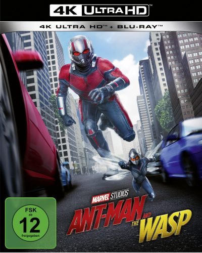 ant man and the wasp titel