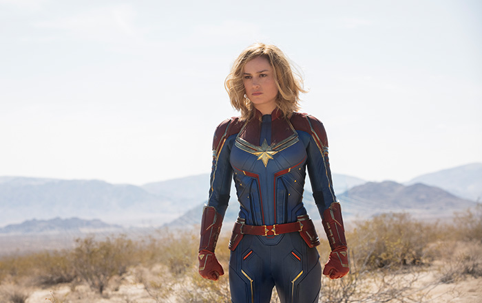 Captain Marvel Bild