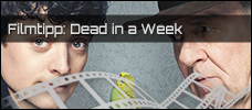 dead in a week blu ray review news