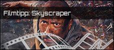 skyscraper blu ray review news