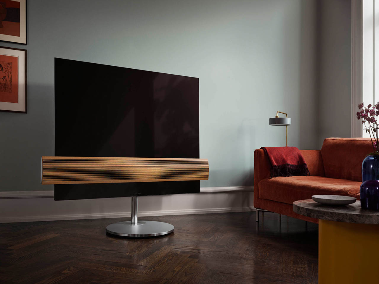 BeoVision Eclipse TV Wood Edition 01