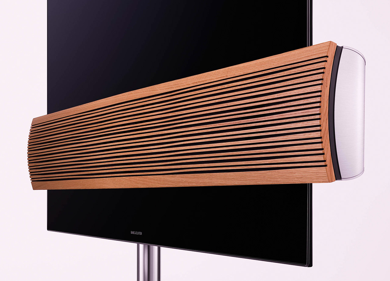 bang olufsen tv beovision eclipse wood edition hifi. Black Bedroom Furniture Sets. Home Design Ideas