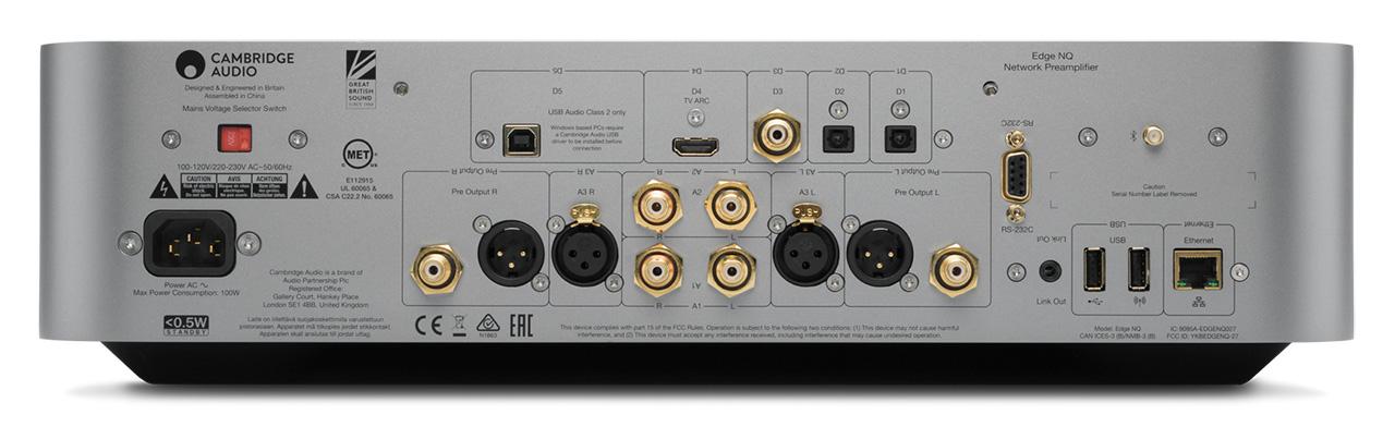 Cambridge Audio Edge NQ 02