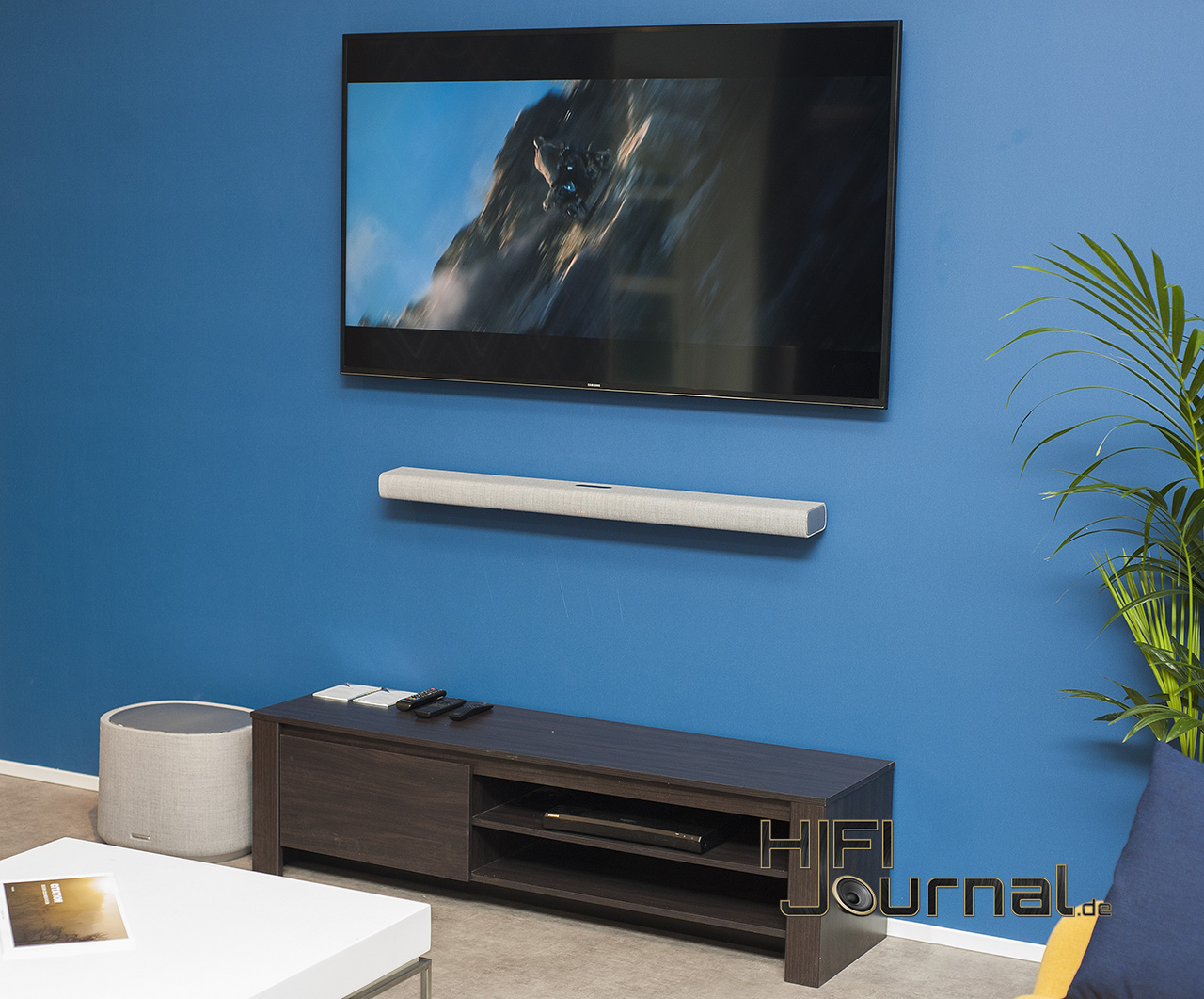 Harman Kardon Critation Surround Bar Sub 01