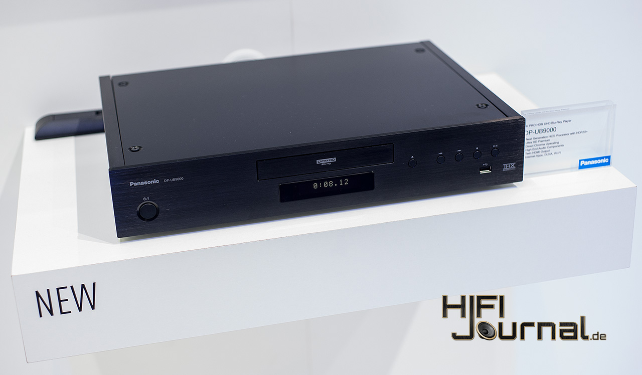 Panasonic UB9000 UB9004 BluRay Player 01