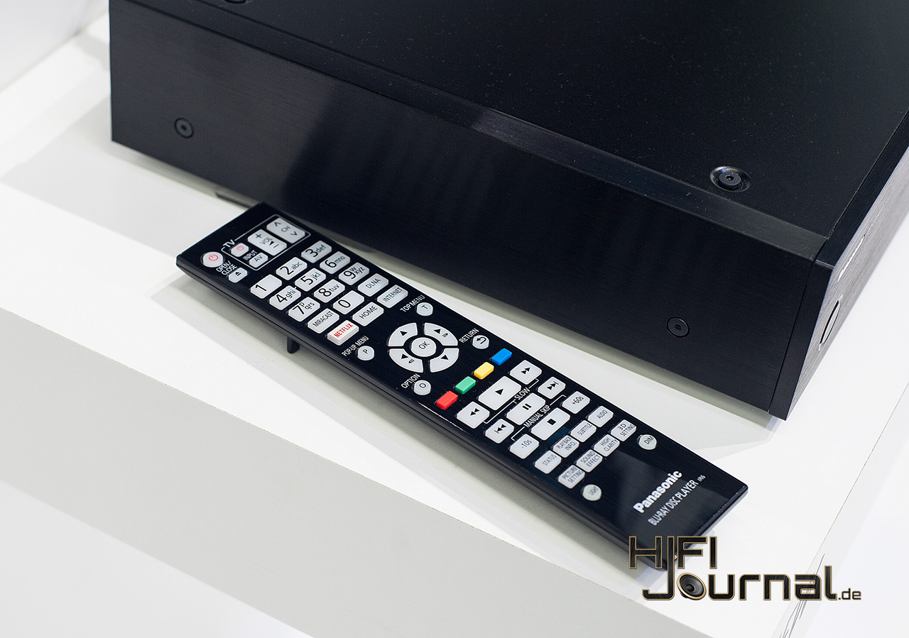 Panasonic UB9000 UB9004 BluRay Player 04