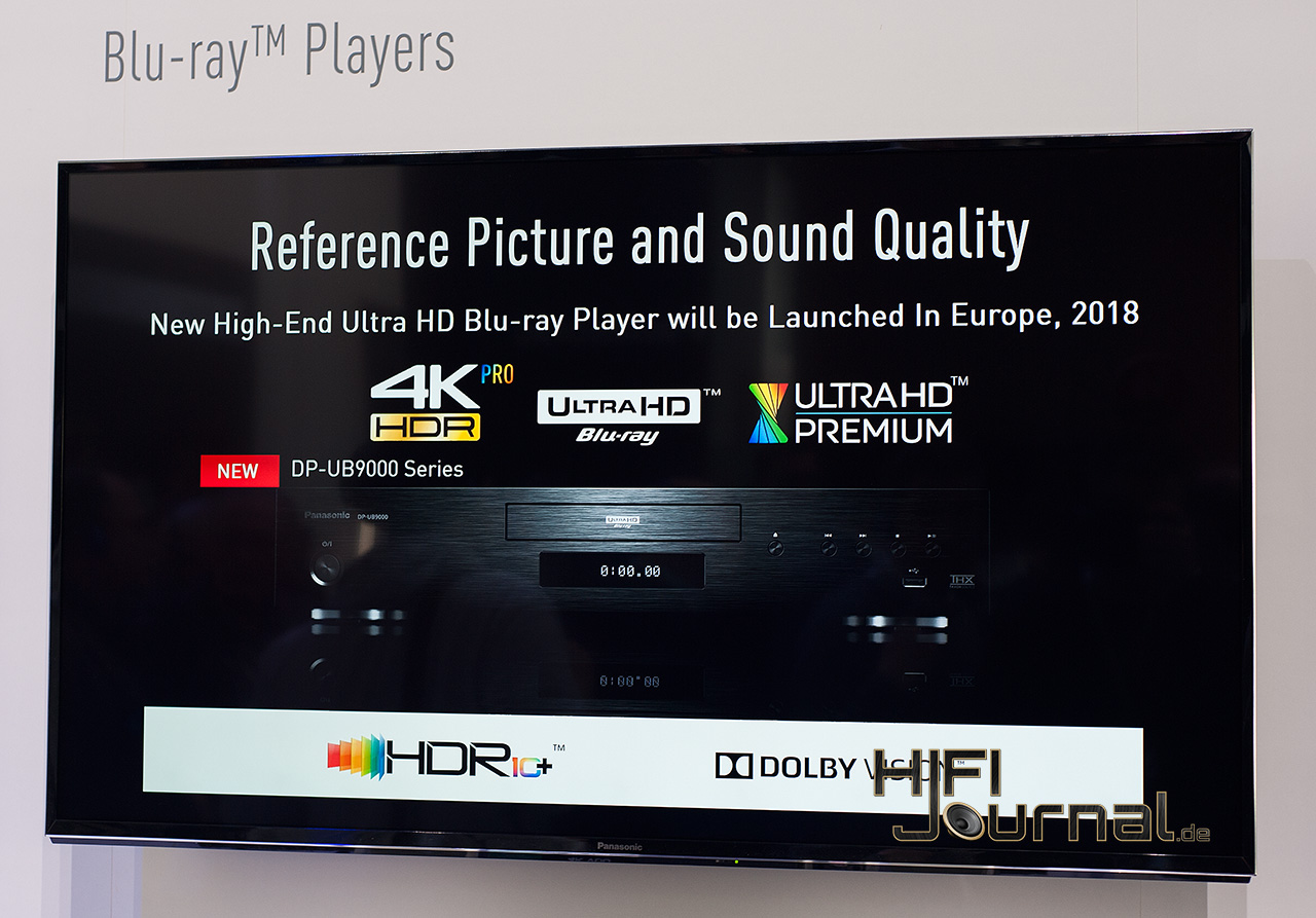 Panasonic UB9000 UB9004 BluRay Player 08