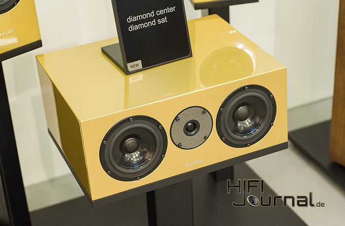 Pylon Audio Diamond Center 01k