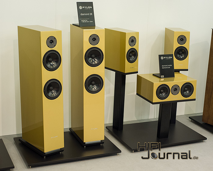 Pylon Audio Diamond Serie 01k